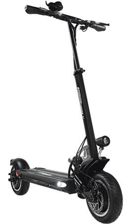 Black Speedway 5 Electric Scooter