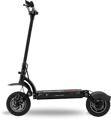 Dualtron spider scooter