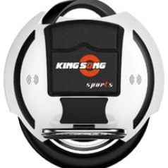 KingSong 14S Electric Unicycle 840Wh – White