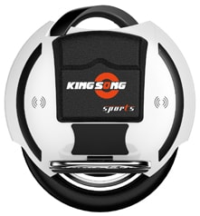 KingSong 14s Electric Unicycle 840WH - White