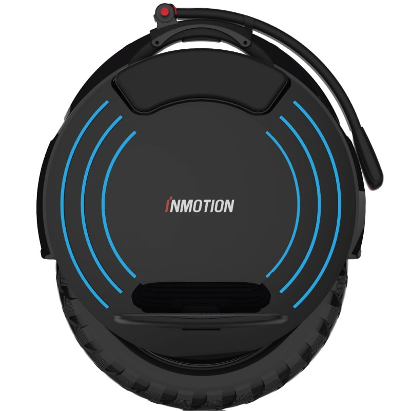 InMotion V10F One Wheel Electric Unicycle 960Wh 2000W Motor Bluetooth Mobile App