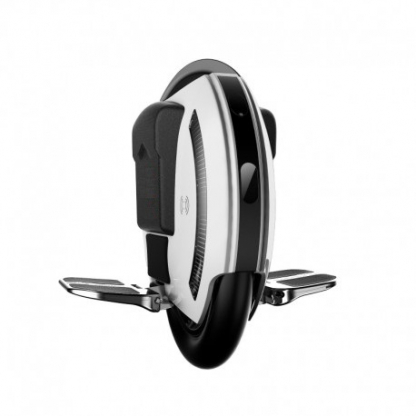 white kingsong 14s electric unicycle