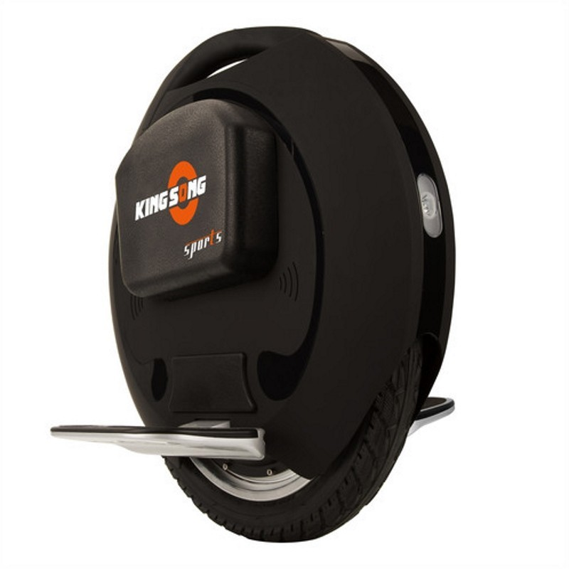 kingsong ks-16s electric unicycle matte black 1