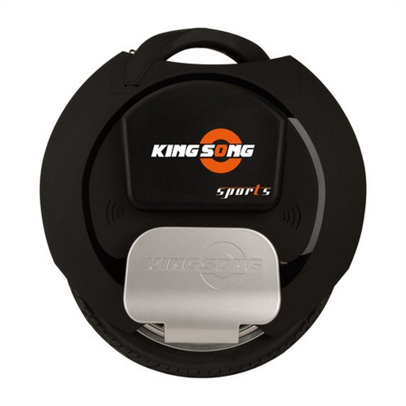 kingsong ks-16s electric unicycle matte black