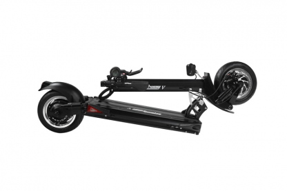 black speedway leger electric scooter