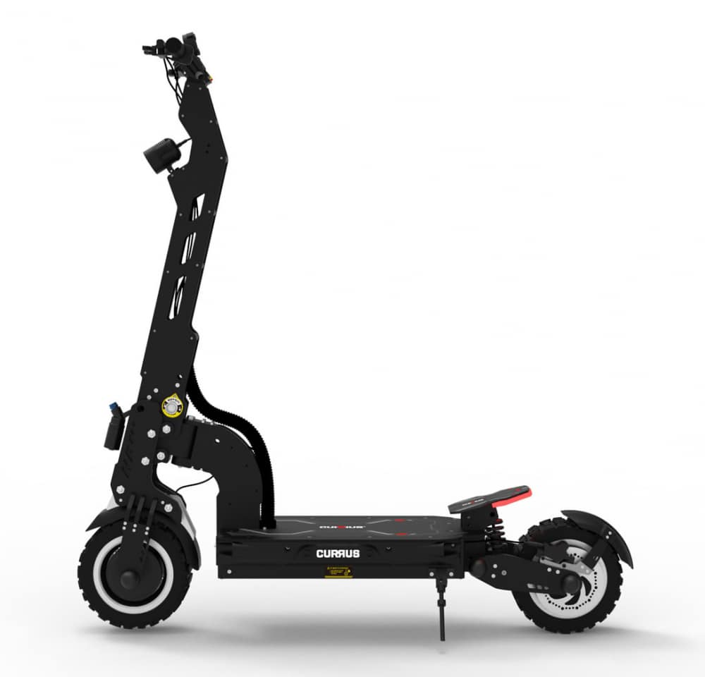 currus panther electric scooter