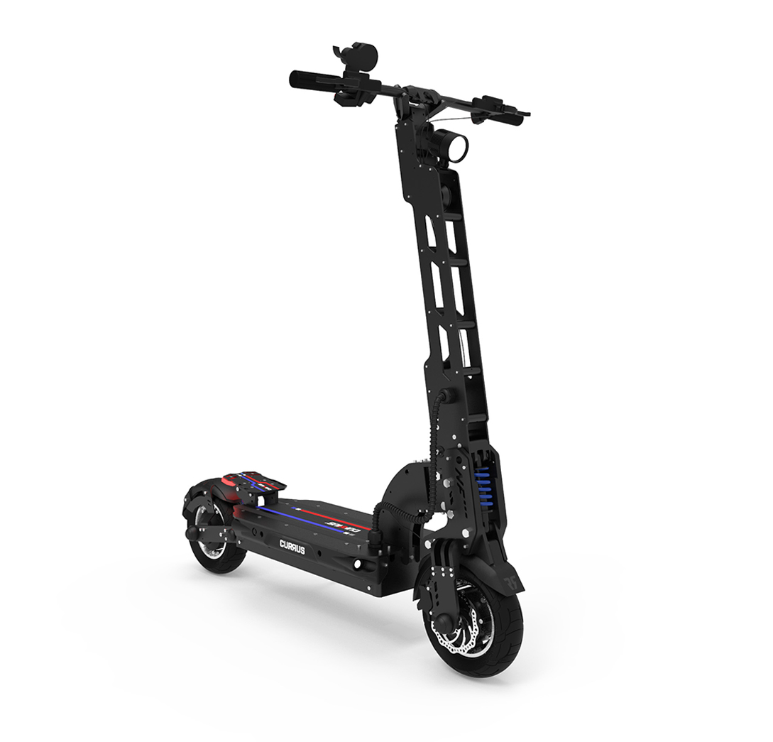 CURRUS_NF_10_inch_adult_Eelectric_scooter