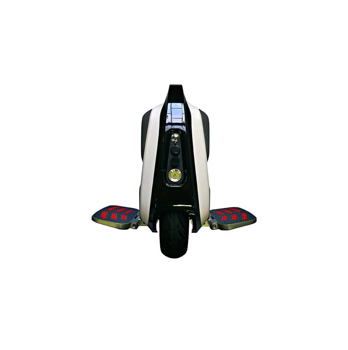 gotway mten3 10 inch electric unicycle with head light