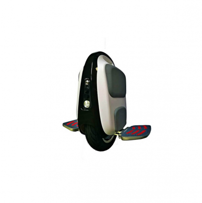gotway mten3 10 inch electric unicycle with head light 2