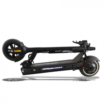 speedway leger folding electric scooter