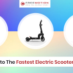 A peek into the Fastest Electric Scooter 2020