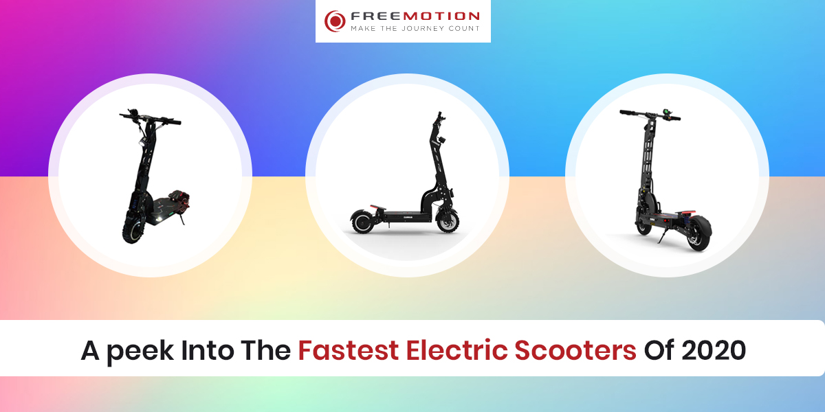 Fastest Electric Scooter 2020
