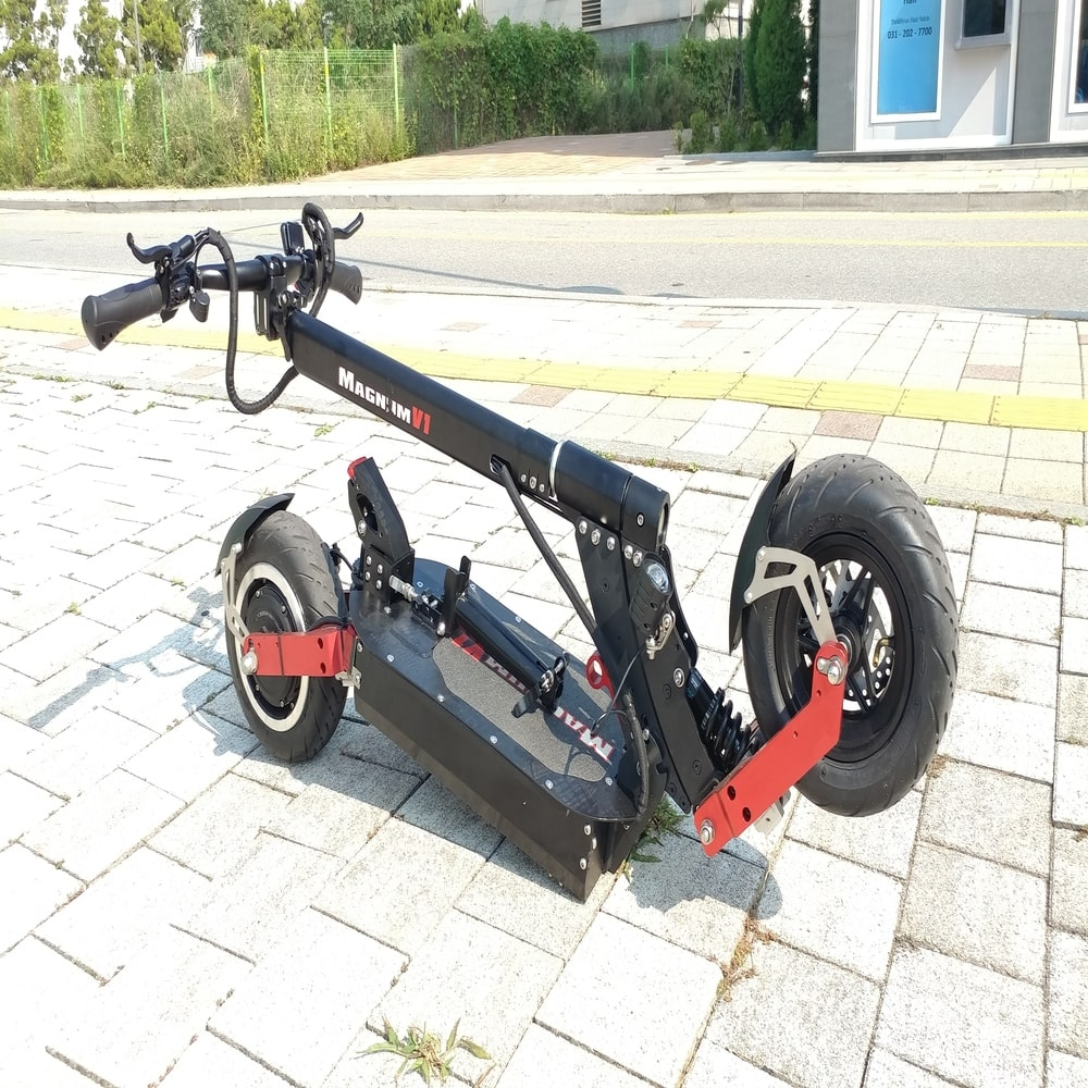 2020 GOTWAY DTEN MAGNUM 3500watt SINGLE MOTOR 1800WH SANYO BATTERY ELECTRIC SCOOTER