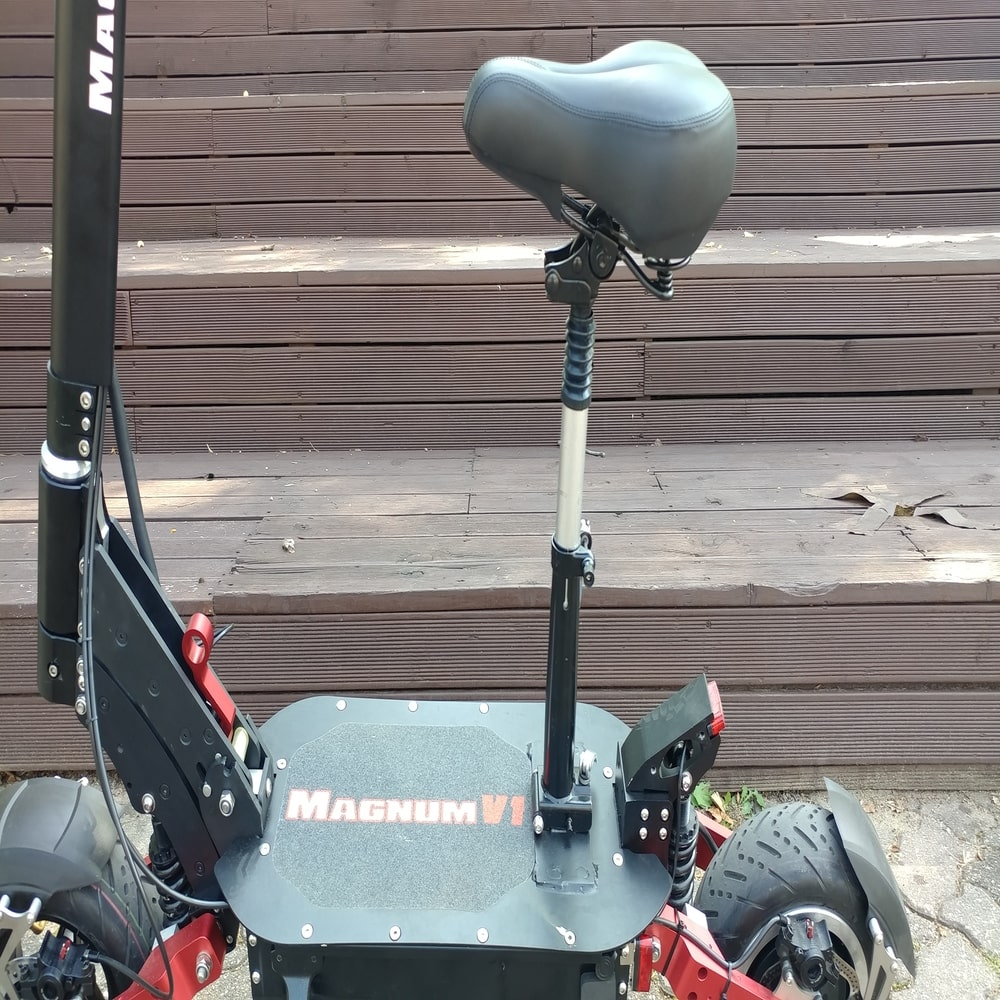 NEW GOTWAY MAGNUM V1 3500W SINGLE MOTOR 1800WH SANYO BATTERY ELECTRIC SCOOTER