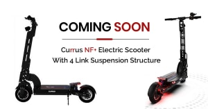 Currus NF plus Electric Scooter