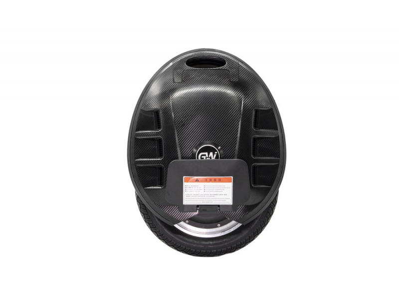 2019 black gotway mcm5 14-inch 800Wh Battery1500W Motor electric unicycle side-min