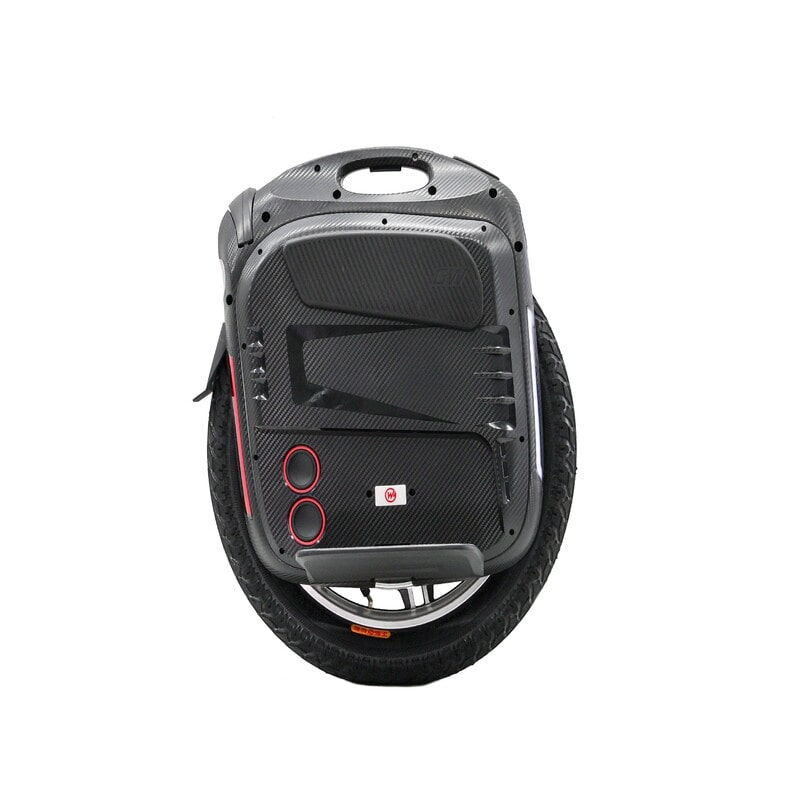 gotway rs electric unicycle with bluetooth speakers