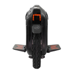 gotway ex electric unicycle with tail light and large pedals