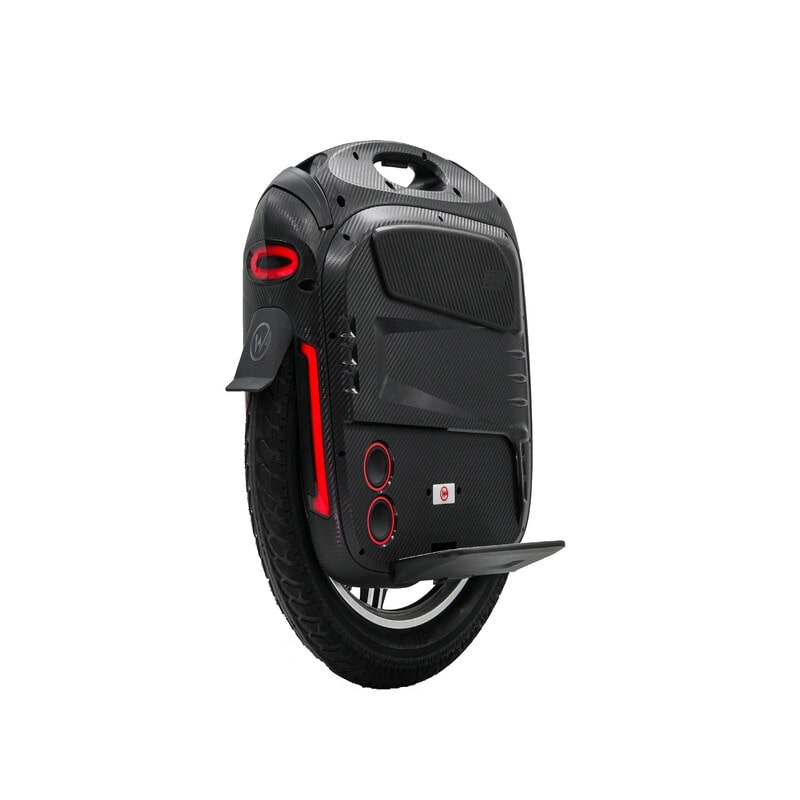 black gotway rs electric unicycle