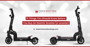 Things you should know before you buy an e scooter