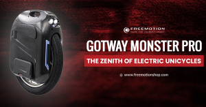 Gotway Monster Pro – The Zenith of Electric Unicycles