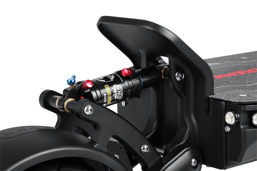 bronx xtrem 11 sport edition electric scooter air suspension