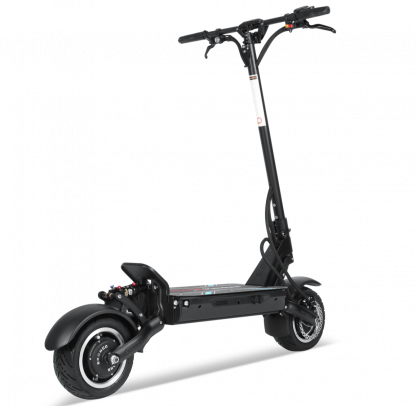 bronx xtrem 11 sport edition electric scooter rear
