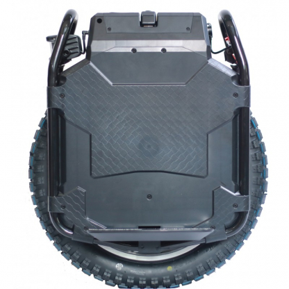 veteran sherman 20-inch electric unicycle side