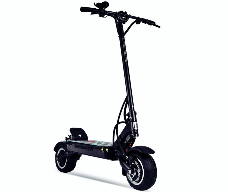 bronx xtrem 11 sport edition electric scooter right side