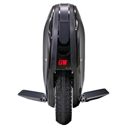 gotway nikola plus 17 inches electric unicycle tail light