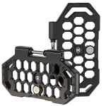 inmotion v11 CNC Anodized Aluminium Pedals black